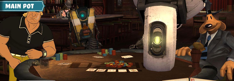 Poker Night 1 & 2 – Poker et fous rires