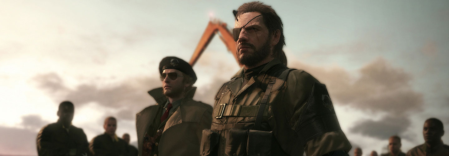 Weekly Song #29 – Metal Gear Solid V