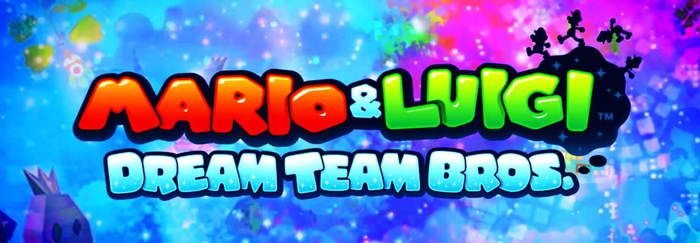 Mario et Luigi Dream Team Bros
