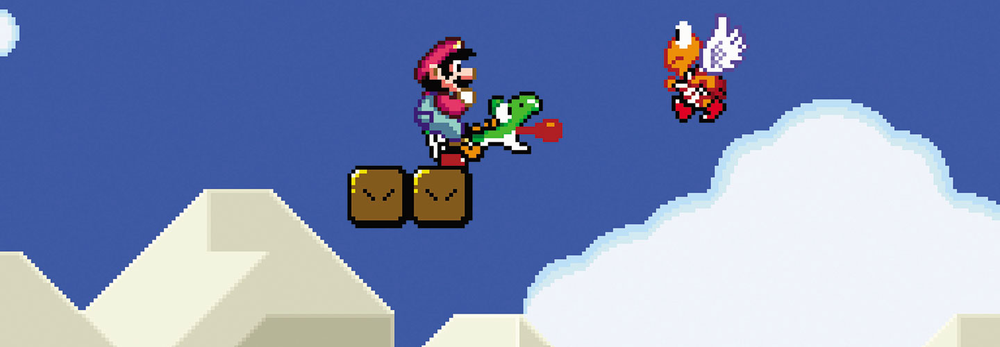Weekly Song #37 – Super Mario World