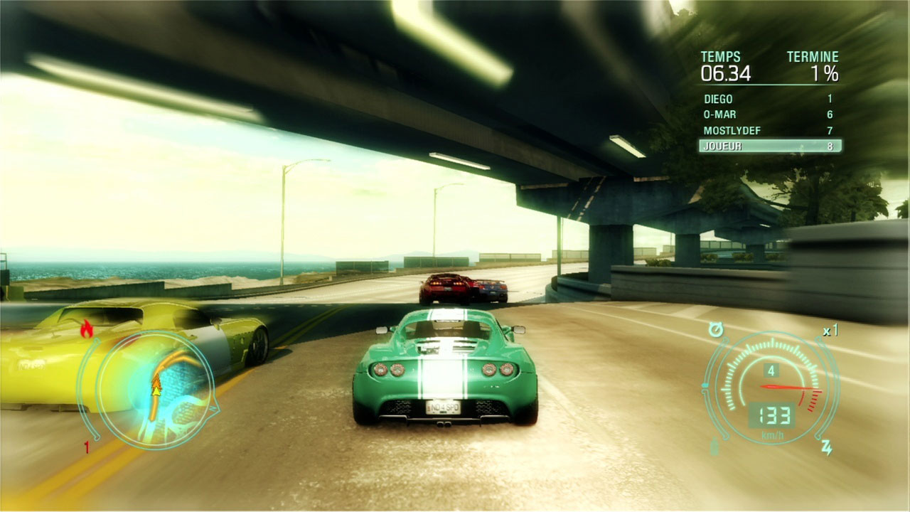Need for Speed Undercover peut être incroyablement frustrant.