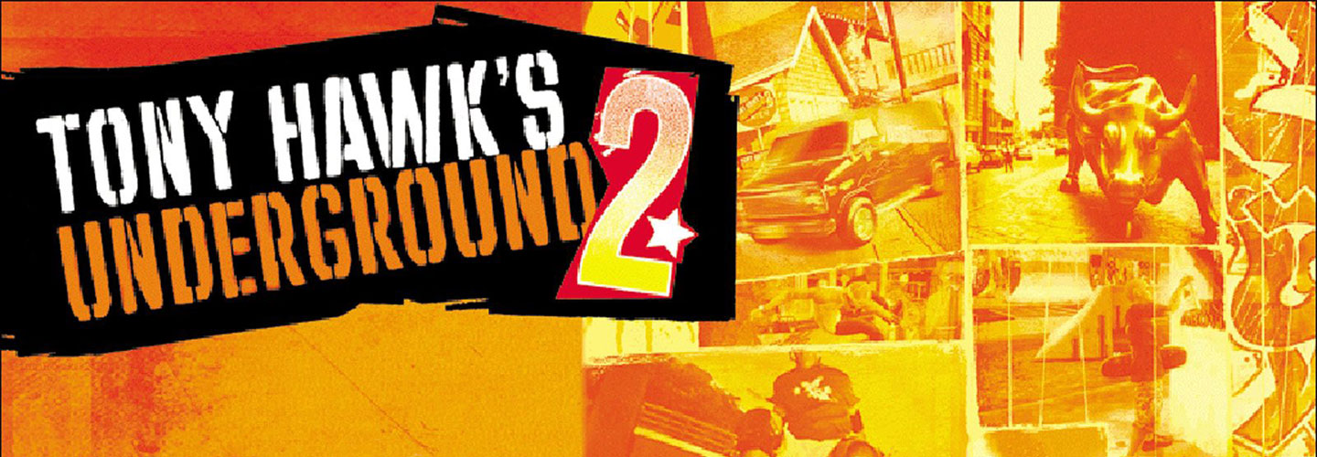 Weekly Song #55 – Tony Hawk's Underground 2