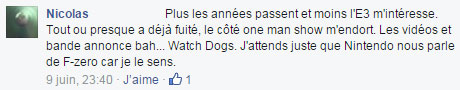 Le syndrome Watch_Dogs, je peux comprendre.