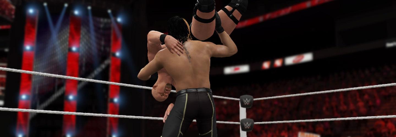 WWE 2K16 – Par dessus la troisième corde