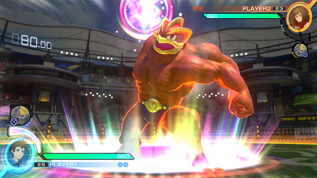 Pokkén Tournament, ça a l'air super fun !