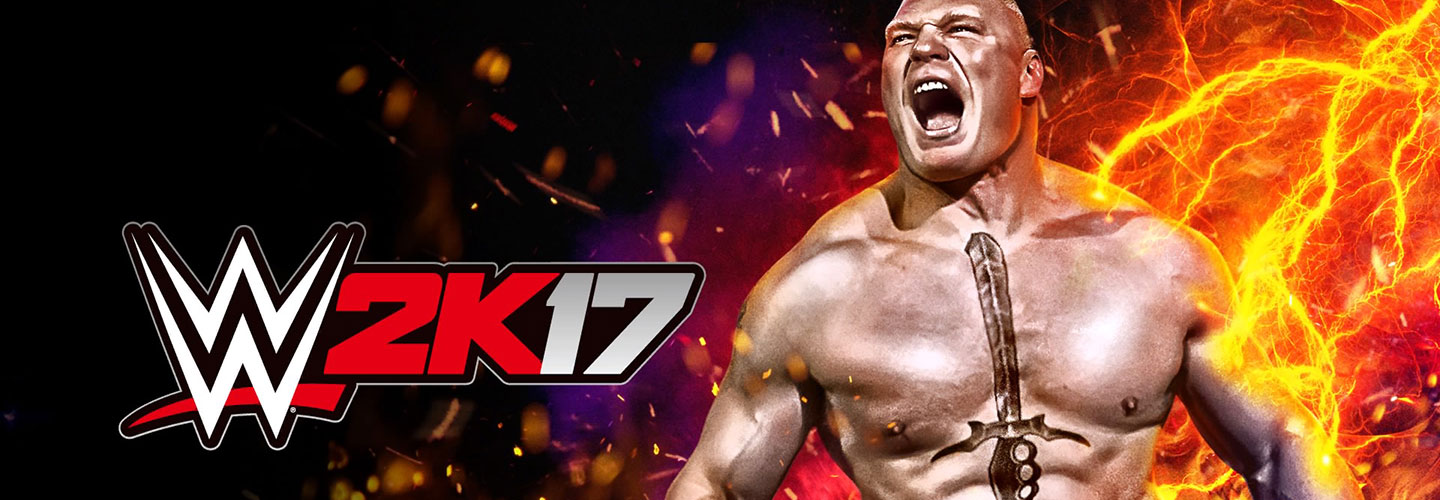 WWE 2K17 – Welcome to Suplex City (b****) !