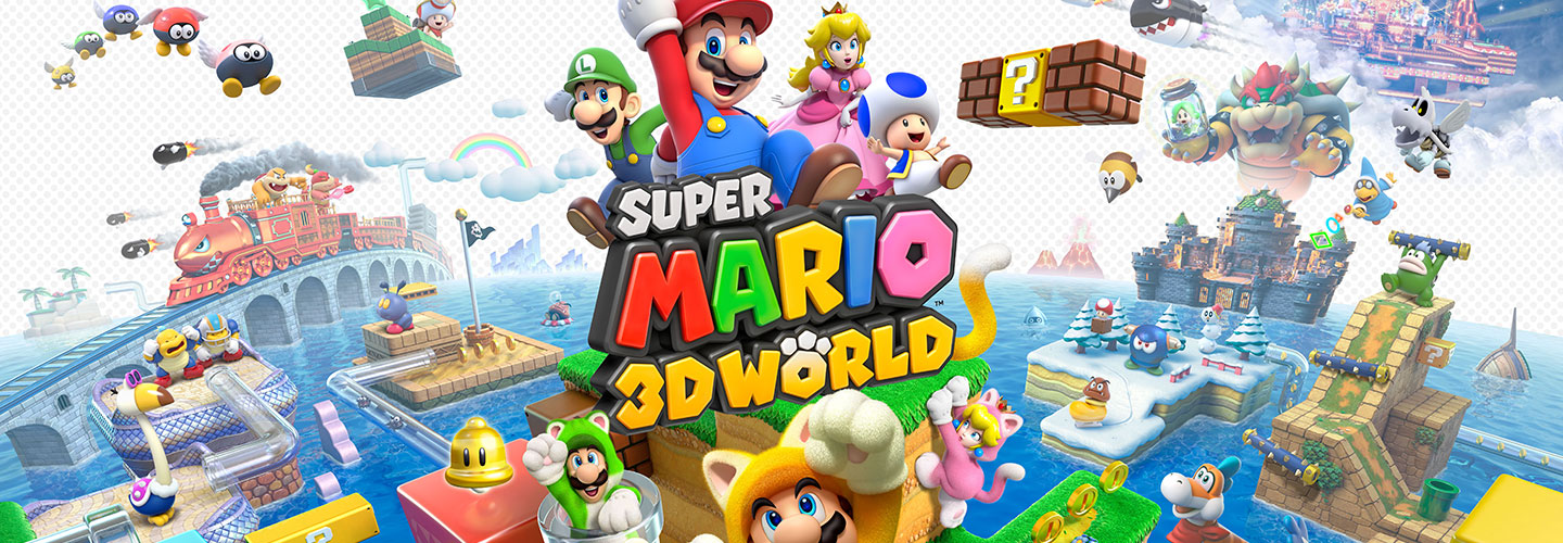 Weekly Song #109 – Super Mario 3D World