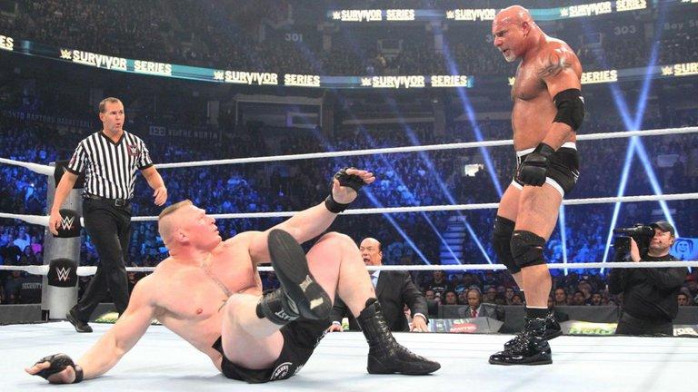 Goldberg ne s'est pas laissé malmener par The Beast !