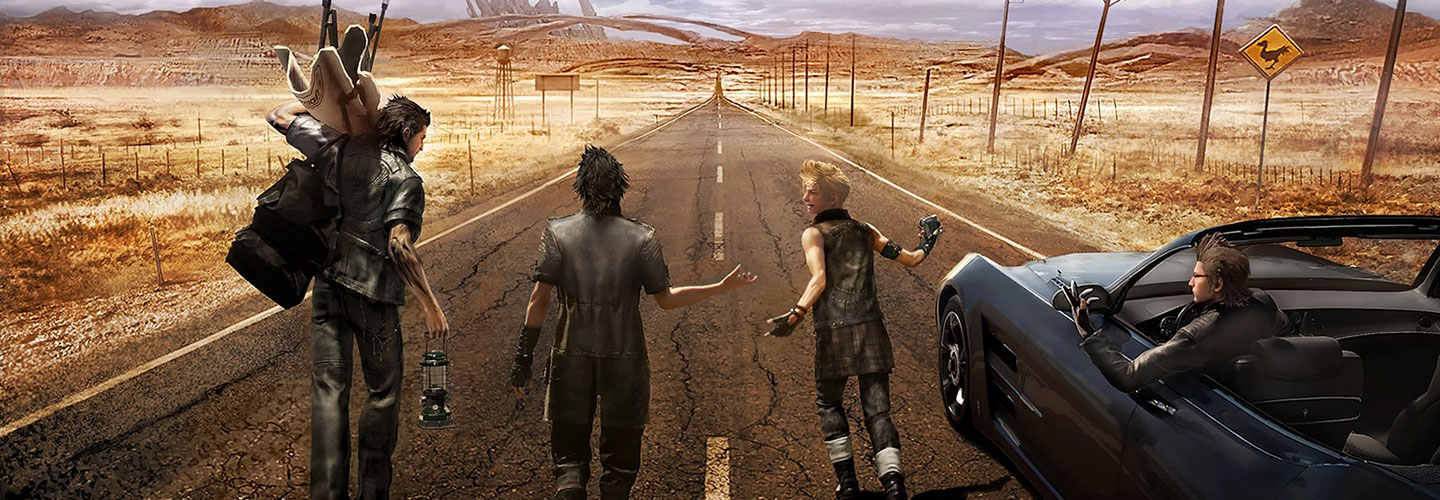 Final Fantasy XV – Road Trip Partie 2