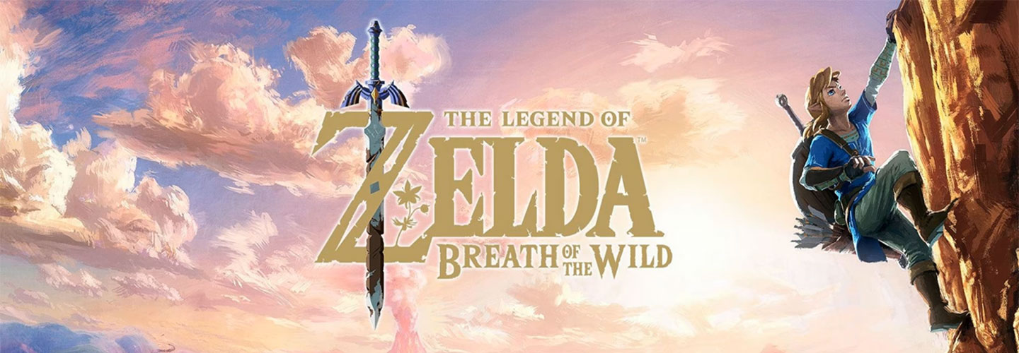 Weekly Song #127 – The Legend of Zelda Breath of the Wild