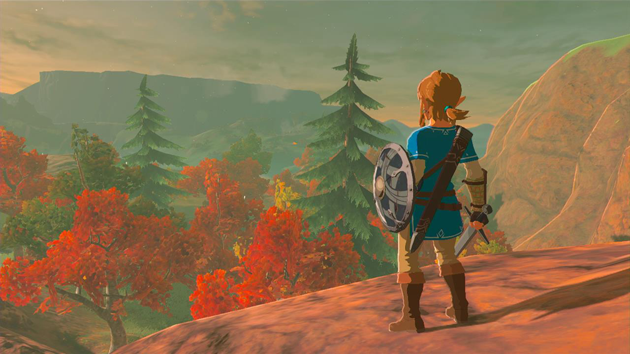 The Legend of Zelda Breath of the Wild n'est pas le plus beau jeu du monde. Mais il reste plaisant.
