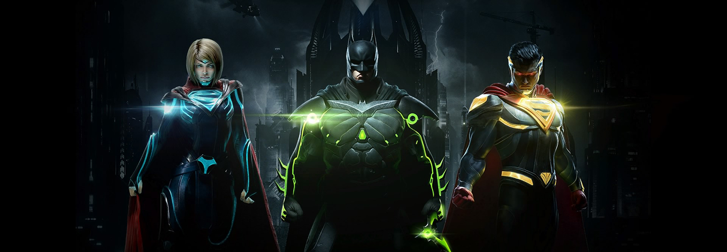 Injustice 2 – Premiers affrontements
