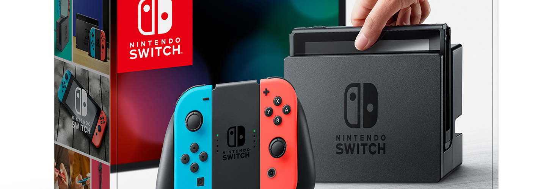 Nintendo Switch – Premières impressions