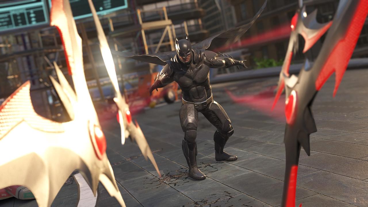 Injustice 2 me permet de faire s'affronter des personnages que j'aime beaucoup. Rien que pour ça, je l'aime.