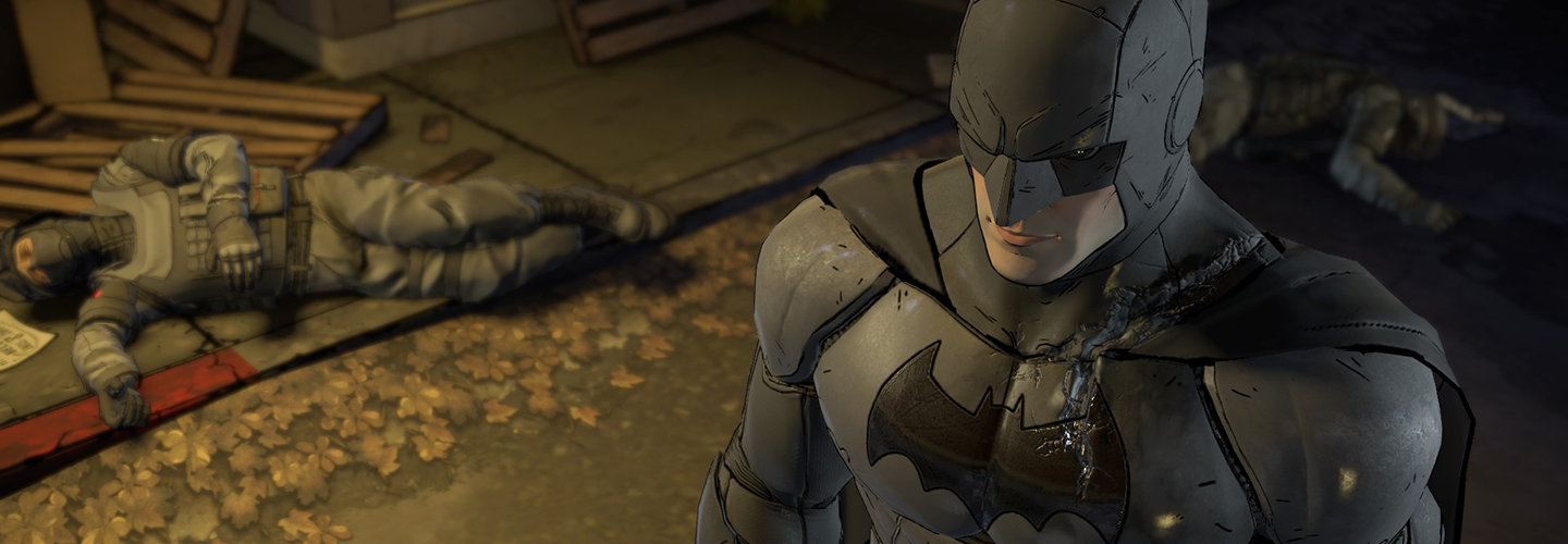 Les aventures de Batman The Telltale Series