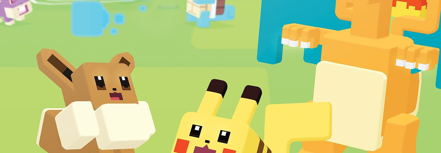 Pokémon Quest – Cubekémon ?