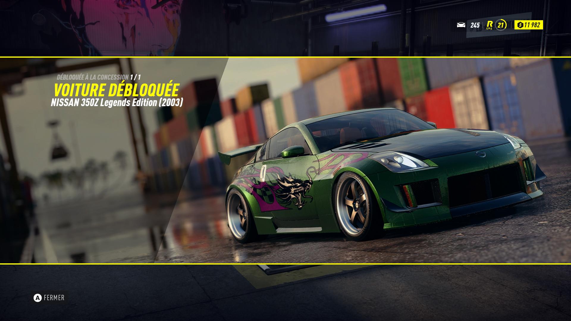 Dans Need for Speed Heat, il est possible de gagner quelques voitures d'épisodes bien connus de la série.